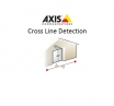 Axis Cross Line Detection